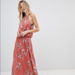 NWT Jetset Diaries Oasis Floral Maxi Dress - Sz M